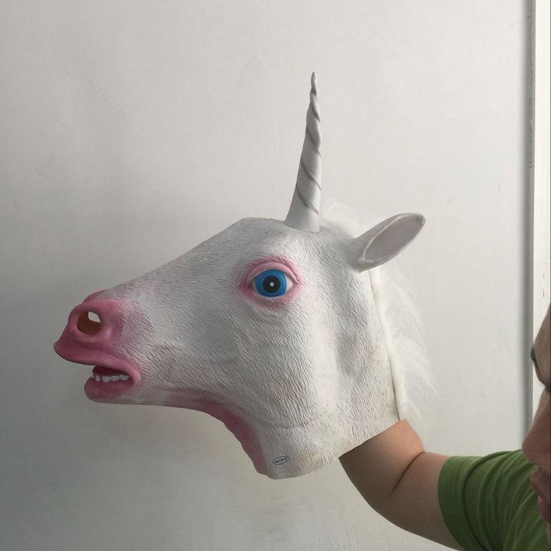 realistic unicorn costume