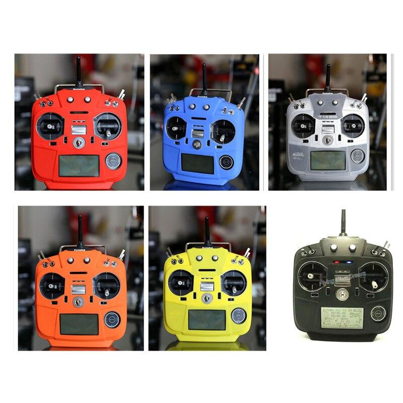 Futaba 14SG RC Sender Silicon Schutz Hülle Portector Fünf farben