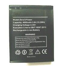 Westrock 4000mAh Battery for Highscreen Zera S Power Cell Phone
