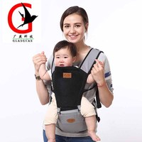 Baby Carrier Sling Toddler Kangaroo Backpack Carrier Hipseat Baby Care Activity&gear Product Bbl 2