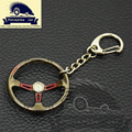 Porcupine car---New Hot Metal Key rings For sparco steering wheel Keychain Keyring Chaveiro pingente Key Holder, Car styling