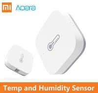 Xiaomi Aqara Smart Air Pressure Temperature Humidity Environment Sensor Smart control via Mihome APP Zigbee connection
