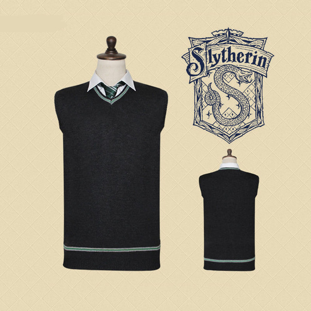 Harri-Potter-Sweater-Gryffindor-V-Neck-Harry-Slytherin-Sweater-With-Tie-Waistcoat-Black-all-match-Daily.jpg_640x640 (1)