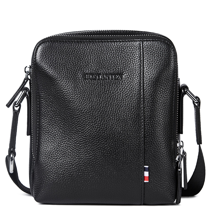 Real Cow Genuine Leather Men Messenger Bag Brand Casual Small Men s Cross body Bags Business