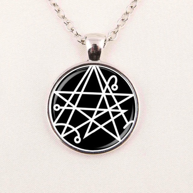 Hot glass dome jewelry necronomicon the elder signsigil of hot glass dome jewelry necronomicon the elder signsigil of gateaway pendant necklace fashion jewelry aloadofball Choice Image