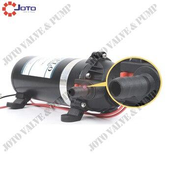DP-120 RV Yacht Water Booster Self-priming Diaphragm Pump