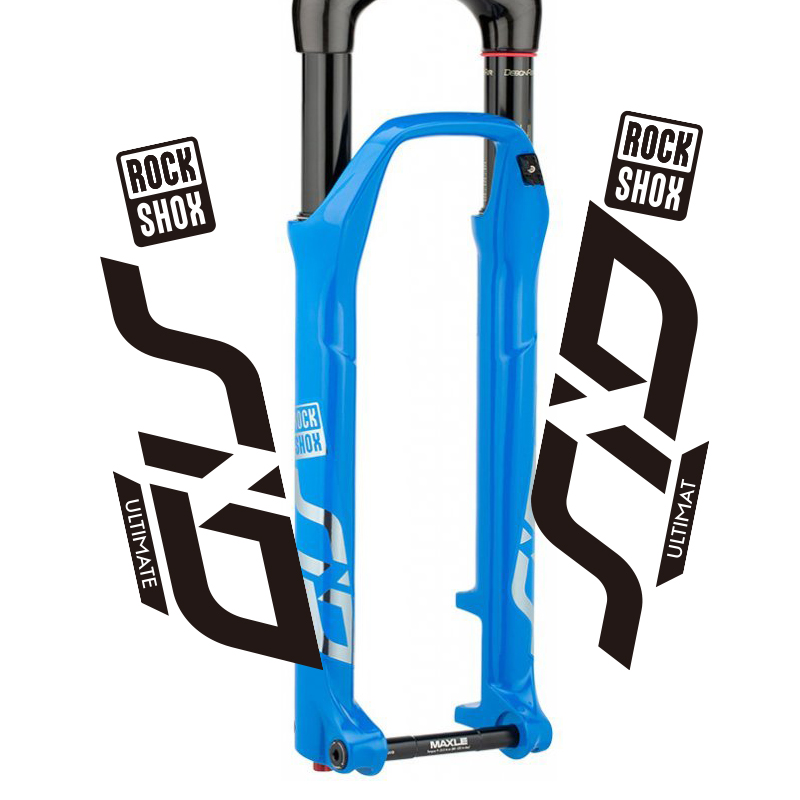 2020 sid final rockshox garfo dianteiro adesivo para bicicleta ciclismo mountain bike rock shox mtb decalques