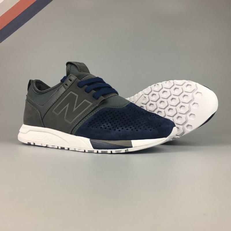 NEW BALANCE MS2018247 Mens Shoes Breathable Mesh Height Increasing New Design Trainers 39-44 6Colors