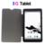 Original 7 Pulgadas Quad Core Tablets Pc IPS Android5.1 LCD Bluetooth 3g llamada de teléfono 1g 32 gb tf tarjeta de cuero de la tableta mini pad teléfono