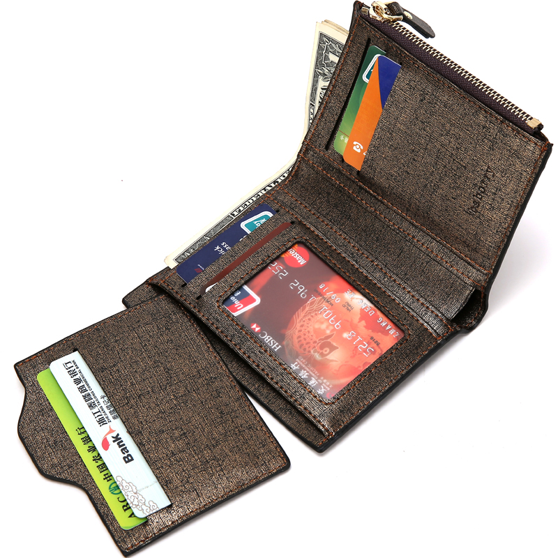 bifold wallet id titular do Other : Men Wallets