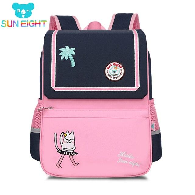 64264b0a6ac0d Yaz Çocuklar Okul Çantaları Için okul sırt çantası Kız Genç Erkek A4 Kitap  Schoolbag Çocuk Sırt Çantası Seyahat için
