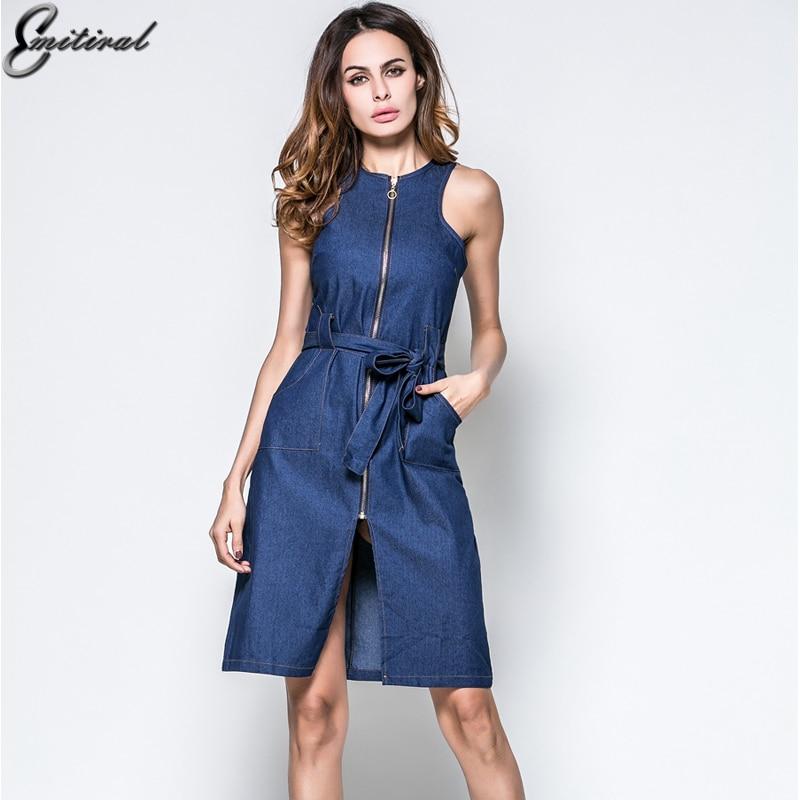 Express Denim Dress Promotion-Shop for Promotional Express Denim ...