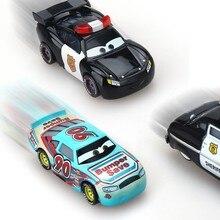 цены Disney Pixar Cars 3 Mcqueen Jackson Storm Mater Mack Truck Diecast Metal Boy Toy Car Educational Toys For Children Hot Wheels