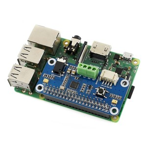 Image 4 - Звуковая шляпа Waveshare WM8960 Hi Fi, «карта» для Raspberry Pi Zero/Zero W/Zero WH/2B/3B/3B +, стереозвук, запись/запись