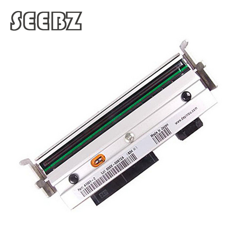 SEEBZ G79056-1M 203dpi  Printer Supplies Compatible New Thermal Print head barcode label Printhead For Zebra Z4M+ Z4M Plus free shipping new compatible zebra s600 printhead g44998 1m oem s600 printhead printer head 203dpi barcode printer head