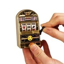 Детская мини новая игрушка Джек-пот слот Lucky Machine здоровый стиль подарок Забавный Безопасный детский день рождения для