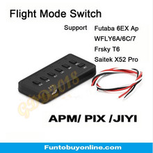 Rc Flight Mode Switch for APM Pix Pixhawk Pixhack Flight Controller for Quadcopter Multicopter