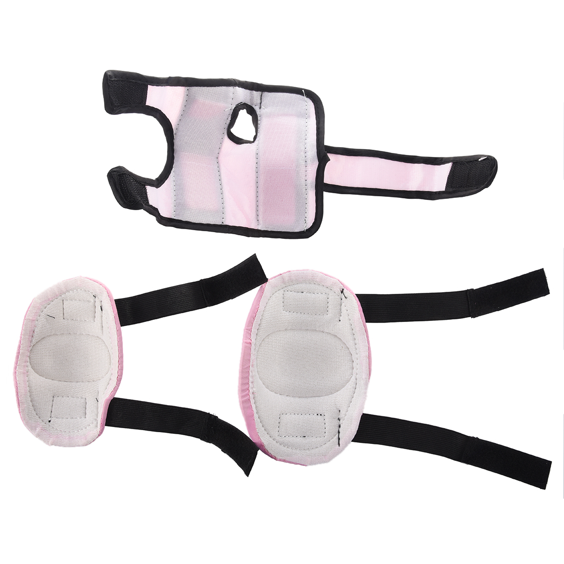 Boys Girls Childs Children Skate Cycle Knee Set Elbow Wrist Safety Pads Kids