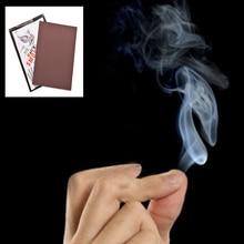 High Quality 10pcs Magic Smoke from Finger Tips Magic Trick Surprise Prank Joke Mystical Fun Props
