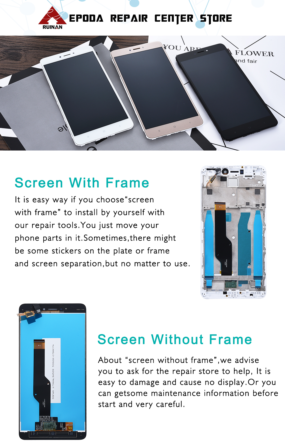 """HTB1t3Sns9BYBeNjy0Feq6znmFXaM Original 5.5"""" For XIAOMI Redmi Note 4X LCD Display Touch Screen Digitizer Replacement NOTE 4X LCD for Snapdragon 625"""