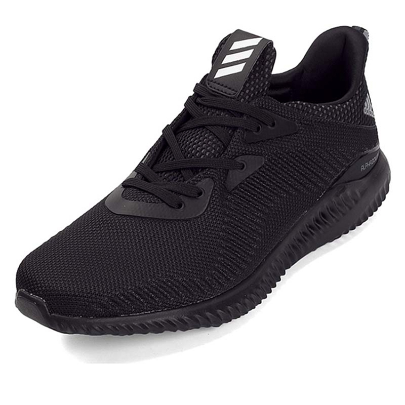 Adidas Original New Arrival Authentic Alpha Bounce Breathable Mens Running Shoes Sports Sneakers BW0539 BW0544