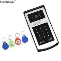 HIPERDEAL Smart House New WIFI IP Video Door Phone Intercom With RFID Keypad Unlock Android IOS