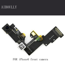 AIBOULLY Origin Front Camera FOR iPhone 4S 5G 5S 6S 6Plus 6 Front Camera Lens Sensor Flexible Cable