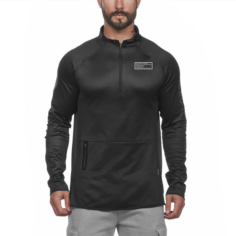 Running Jacket for Men Mens Clothing Jackets & Hoodies