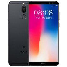 Original Huawei Maimang 6 Full Screen Mobile Phone With Dual Front Back Cameras 4GB Octa Core 5.9″ 3340mAh 2160*1080 Fingerprint