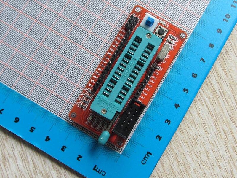 Original 2pc Minimum AVR Microcontroller System Board Learning Board Development Board Minimum  ATmega8 System Board
