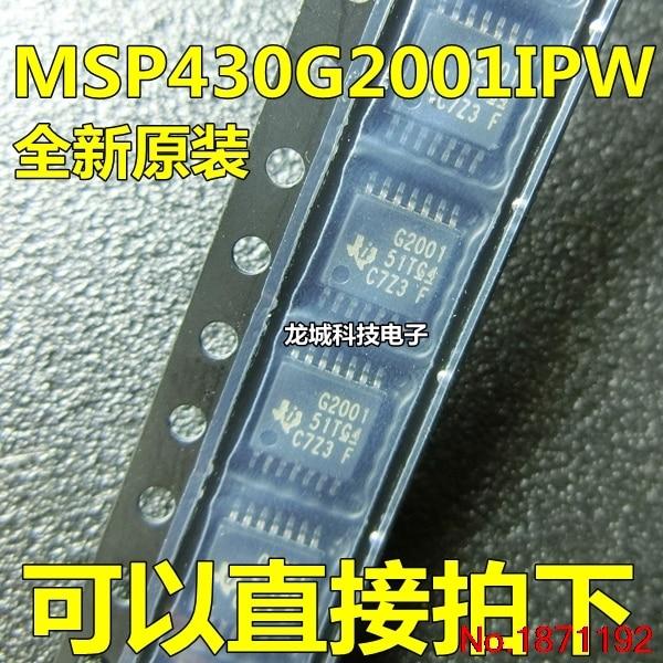 Price MSP430G2001IPW14R