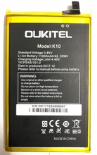 Oukitel K10 Battery 100% Original 11000mAh Backup Replacement For Mobile Phone