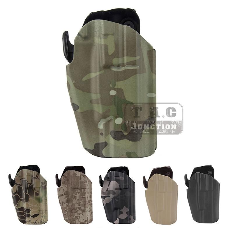 Tactical 579 Grip Lock System GLS Pro-Fit Holster Gen 3 Level II Standard W/ Belt Clip
