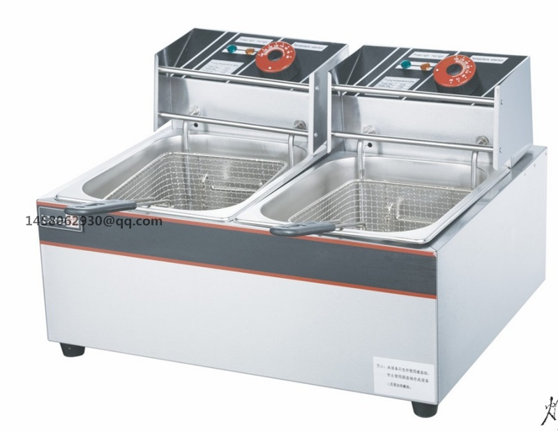 Built in counter deep fryer residential