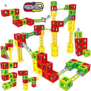 34PCS 52PCS Construction Magne