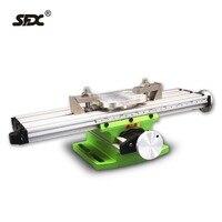 Multifunctional Precision X Y axis Adjustable Aluminum Mini Work Bench