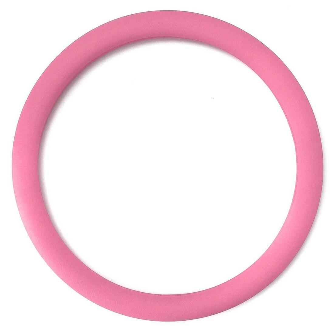 Авто силиконовый чехол на руль Lenkradhuelle Руль крышка розовый ...