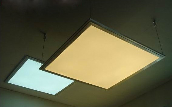 led light with motion detector