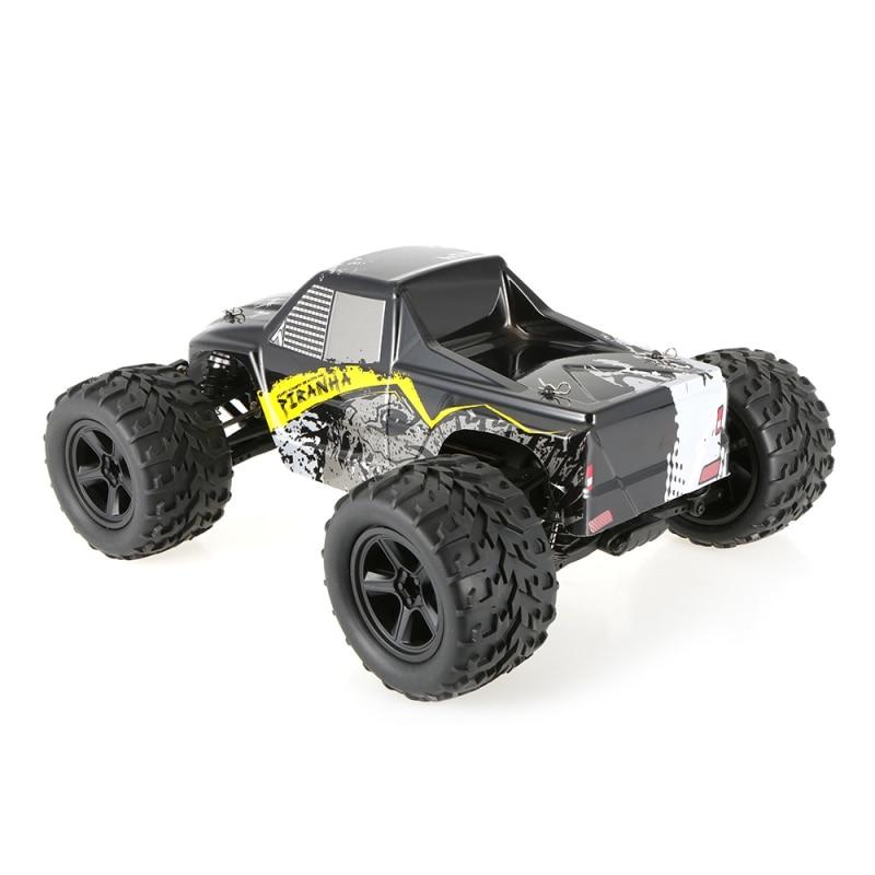 RGT RC Гусеничный 1:10 масштаб 4wd RC автомобиль внедорожный монстр грузовик RC Рок Крузер EX86100 хобби гусеничный RTR 4x4 Водонепроницаемый RC игрушки - 2