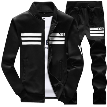 Men's Sportswear Two Piece Hip Hop Casual Sets