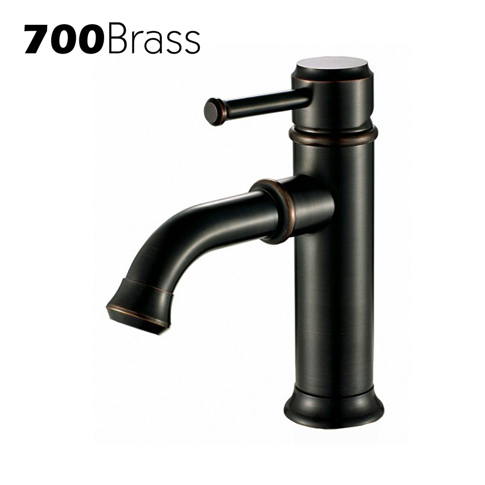 Modern Black Basin Faucet Solid Brass Single Hole Single Holder Wall Mounted Bathroom Faucet Hot And Cold Good QualityModern Black Basin Faucet Solid Brass Single Hole Single Holder Wall Mounted Bathroom Faucet Hot And Cold Good Quality