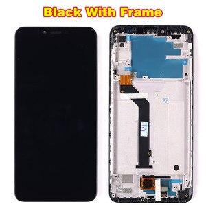 Image 5 - IPS LCD Display Voor Xiaomi Redmi S2 Touch Screen Digitizer Vergadering Frame Voor Xiaomi Redmi S2 LCD 5.99 inch Glas film
