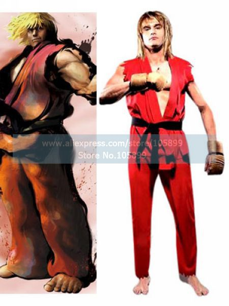Street Fighter Halloween Costumes street fighter mortal kombat group funny halloween costume 25 hilarious halloween costumes Street Fighter Ken Halloween Costumechina Mainland