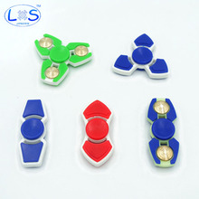 2017 Professional Design For Children EDC Spinner Fidgets Hand Spinner For Autism And ADHD Rotation Time Long kid Toys
