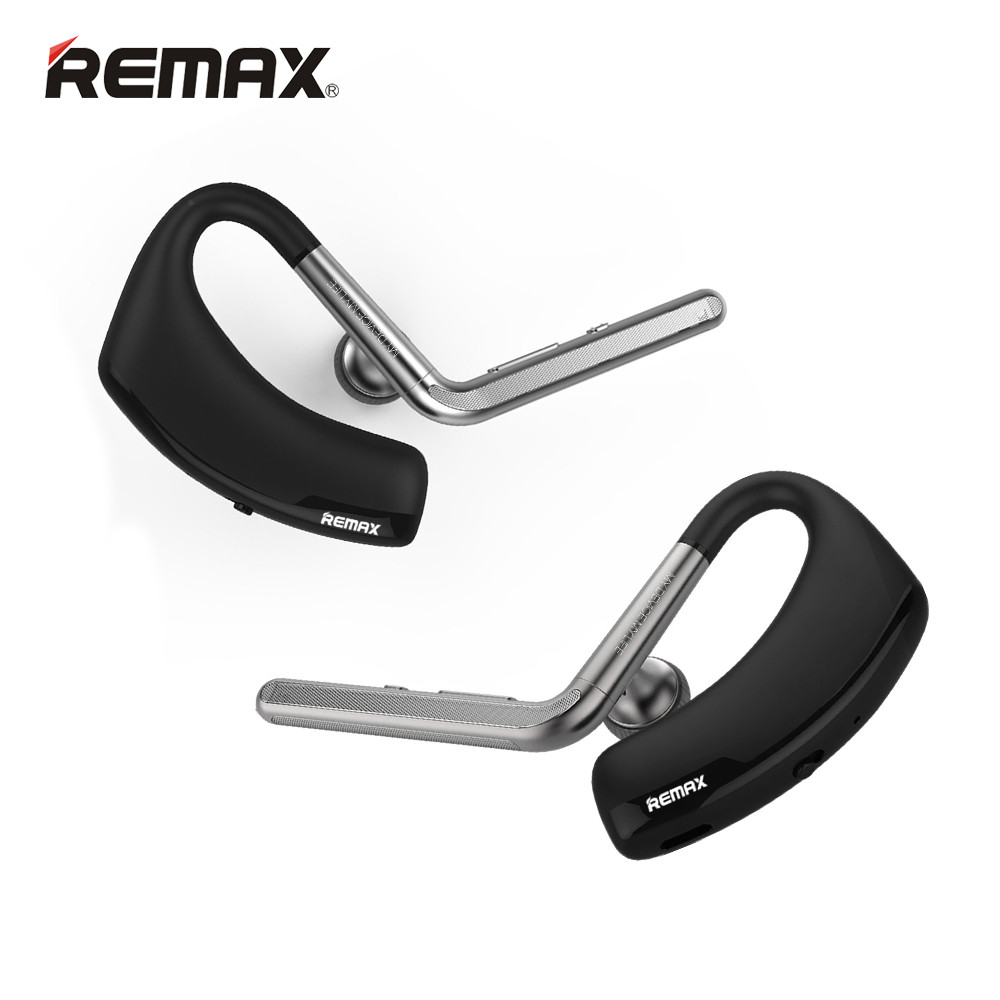 Remax Bluetooth Wireless Headset Handsfree Earphone for Apple Samsung HTC RB T5