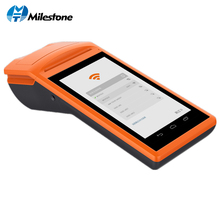 Milestone POS machine bill thermal printer receipt Touch Screen Wireless wifi bluetooth usb Portable Android IOS 58mm MHT-V1s