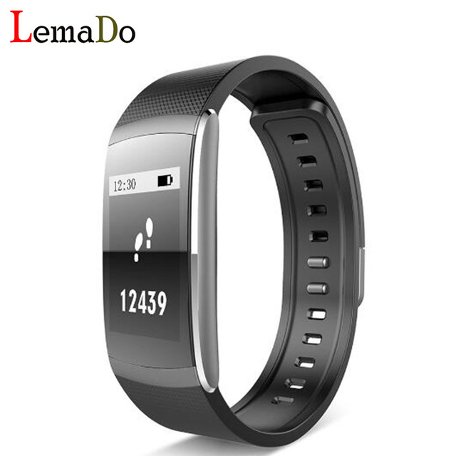 Original iwown I6 pro heart rate monitor smart Wristband with Bluetooth 4.0 Smartband Sleep Monitor Touch screen smart band