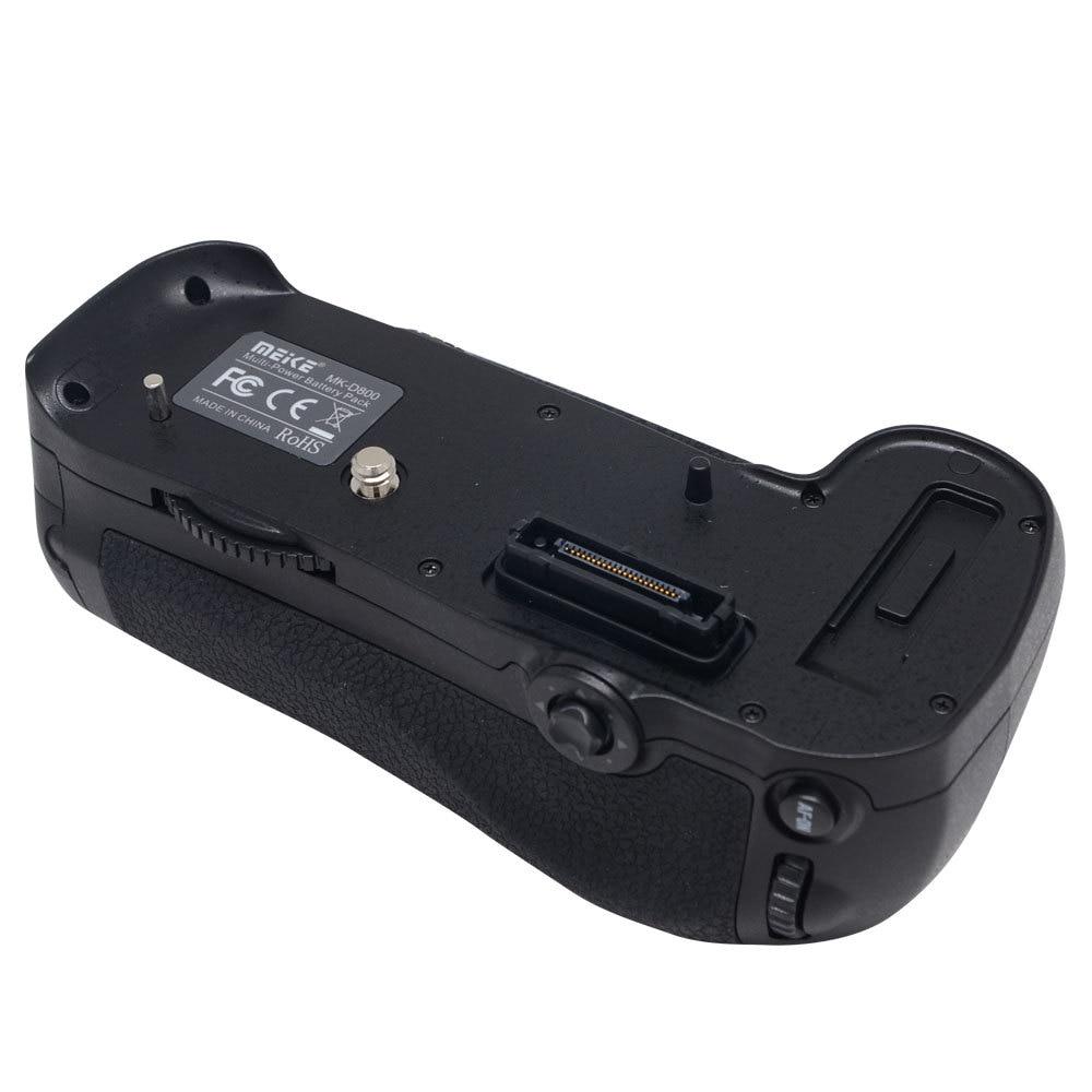 MeiKe akumulatorski prijemnik za Nikon D800 D800E kot EN-EL15 - Kamera in foto - Fotografija 5