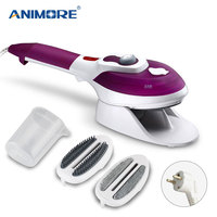 ANIMORE Garment Steamer Household Appliances Vertical Steamer with Steam Irons Brushes Iron for Ironing Clothes for Home