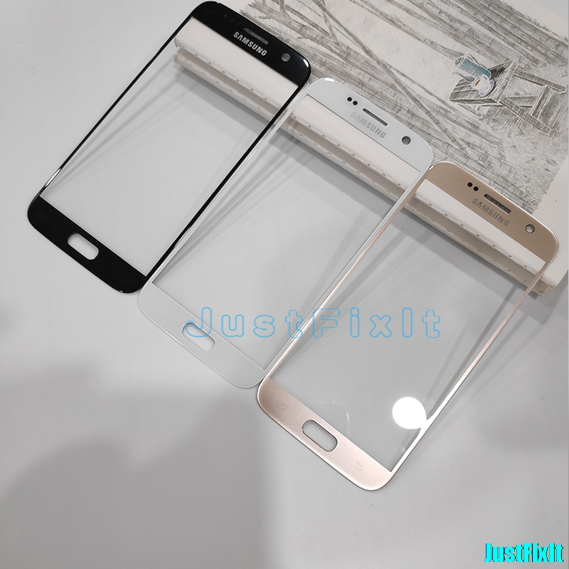 For Samsung Galaxy S7 G930 G930A G930F G930T Lcd Repair Tools & Adhesive Front Outer Glass Lens Touch Screen Replacement